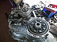 Motoreninstantsetzung